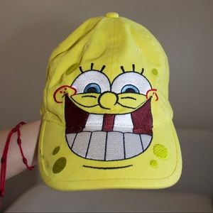 Spongebob Squarepants Universal Studios Yellow Hat